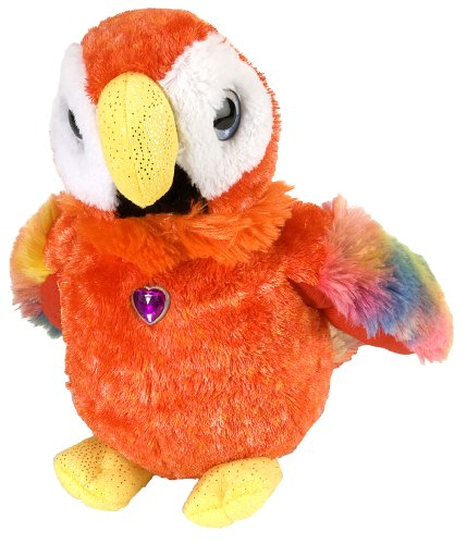 "Wild Republic Macaw Sweet and Sassy 12"" Plush"