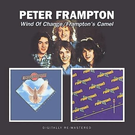 Peter Frampton - Wind of Change/Frampton
