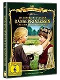 DVD Cover 'Die Geschichte von der Gänseprinzessin und ihrem treuen Pferd Falada