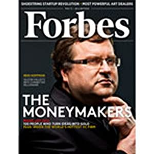 Forbes, May 7, 2012 Periodical