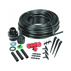 Raindrip R557DT Container Drip Watering Kit with Anti Syphon