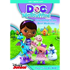 Doc McStuffins: Friendship Is The Best Medicine (DVD + Digital Copy)