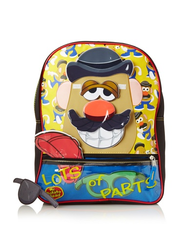 "Mr. Potato Head 15"" Backpack With Removable Pieces front-655456"