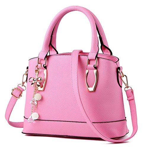 cloudbag-hb30118-pu-leather-handbag-for-womentrend-solid-shell-bag-2016pink