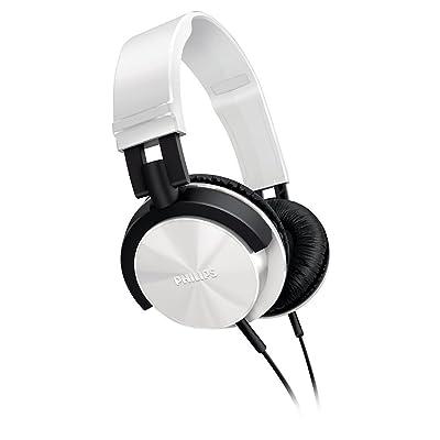 Philips SHL 3000WT - Auriculares de diadema cerrados, blanco