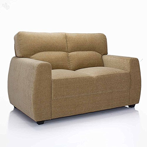 Vive Octo JASHPNH15 Two Seater Sofa (Beige)