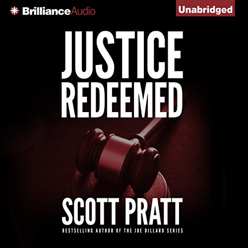 Audible DailyDeal: Justice Redeemed