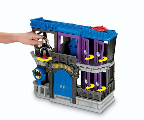Fisher-Price Imaginext Batman Gotham cárcel