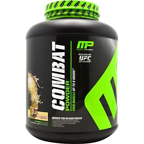 Muscle Pharm Combat Powder Cookies 'n Creme -- 4 lbs