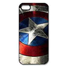 buy Personalized Captain America Iphone 5 5S Hard Cover Case