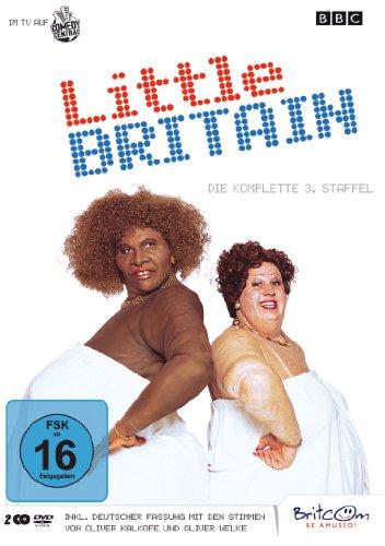Little Britain - Die komplette 3. Staffel (2 DVDs)