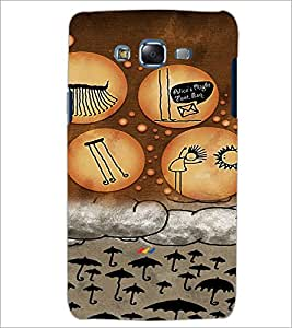 PrintDhaba Cartoon D-3592 Back Case Cover for SAMSUNG GALAXY ON 7 (Multi-Coloured)