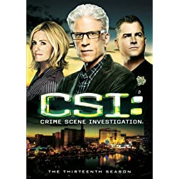 CSI: Crime Scene Investigation - The 13th Season