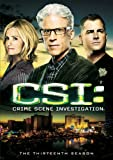 Csi: Crime Scene Investigation - Thirteenth Season [DVD] [Import]