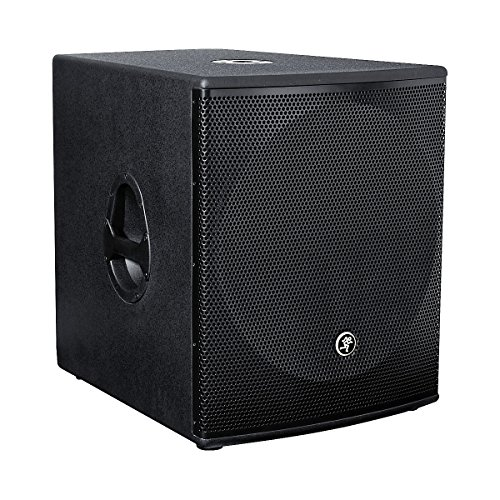 "Mackie Srm1801 1000-Watt 18"" Powered Subwoofer"