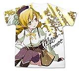 劇場版 魔法少女まどか☆マギカ 巴マミフルグラフィックTシャツ ホワイト サイズ:M