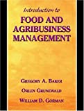 img - for Introduction to Food and Agribusiness Management book / textbook / text book