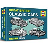 Great British Cars Haynes Edition - JIGSAW