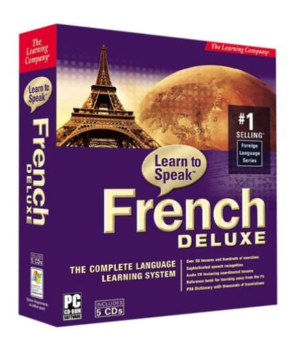 Learn To Speak French 9 Deluxe  OLD VERSIONB0000BVL3X