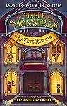 Le Musée des Monstres, tome 1 : La tête réduite par Oliver