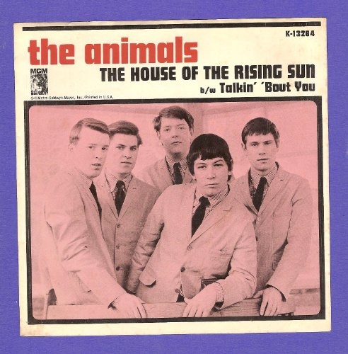 Animals - The House Of The Rising Sun - Zortam Music