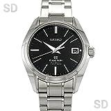 [セイコー]SEIKO腕時計 グランドセイコー オートマチック ハイビート ブラック Ref:SBGH005 メンズ [中古] [並行輸入品]