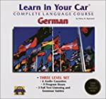 Learn in Your Car German Three Level...