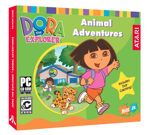 Dora Animal Adventures - jc - PC - 1