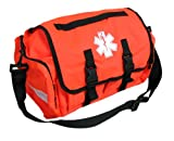 Dixigear First Responder On Call Trauma Bag W/ Reflectors- Orange