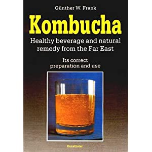 Kombucha:  ung v khe mnh Liu php t nhin t vng Vin ng, chnh xc ca n chun b v s dng