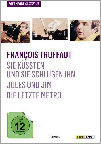 Francois Truffaut - Arthaus Close-Up [3 DVDs]