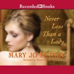 Never Less Than a Lady | Mary Jo Putney