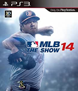 MLB 14 The Show [REGION FREE ENGLISH Edition] PlayStation 3 PS3 Major League Baseball 2013 GAME