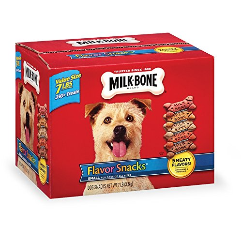 Milk-Bone Flavor Snacks Dog Biscuits - for Small/Medium-sized