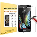 LG Escape 3 LG Phoenix 2 LG K8 Tempered Glass Screen Protector Screen Protector Asstar Full Coverage 9H 0.2mm...