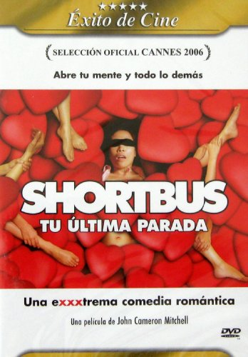 Shortbus [*Ntsc/region 1 & 4 Dvd. Import-latin America] Spanish subtitles/cover
