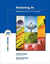 Marketing Marketing in the 21st Century by Joel R. Evans
