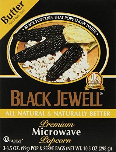 Black Jewel Premium Microwave Popcorn by Black Jewell (Black Jewell Microwave Popcorn compare prices)