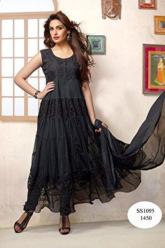 Rajnandini-WomenS-Brasso-Semi-Stitched-Anarkali-Suit