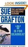 D is for Deadbeat (Kinsey Millhone Mysteries)