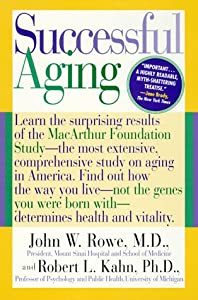 Cover of &quot;Successful Aging&quot;