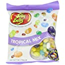 Jelly Belly Tropical Mix Jelly Beans, 7-Ounce Bags (Pack of 12)
