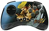Mad Catz Street Fighter IV Round 2 FightPad - Guile (PS3)