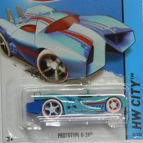 Hot Wheels - HW City 59/250 - Prototype H-24 - 1