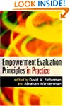 Empowerment Evaluation Principles in...