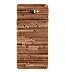 EPICCASE Wooden Case Mobile Back Case Cover For Samsung Galaxy J7 Prime (Designer Case)