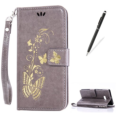housse-microsoft-nokia-lumia-930-coque-en-cuir-avec-gratuit-noir-styletcasehome-papillon-dor-motif-m