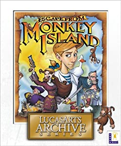 Escape From Monkey Island Full Game