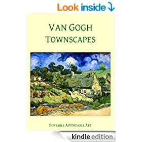 Van Gogh Townscapes (Illustrated) (Affordable Portable Art)