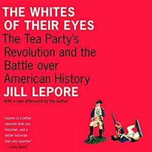 The Whites of Their Eyes Audiobook